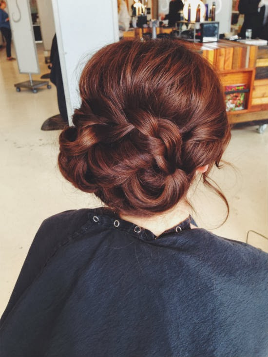 Wedding Updo | Skyline Downtown Salon