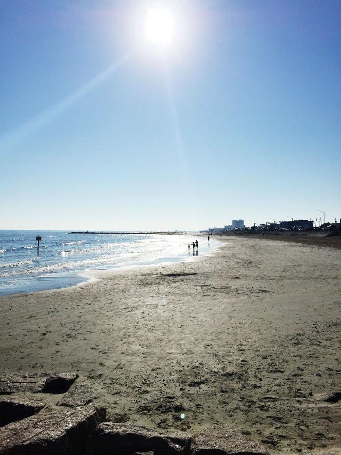 galveston beach boardwalk