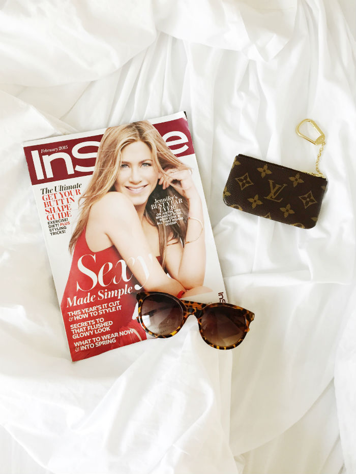louis vuitton + InStyle