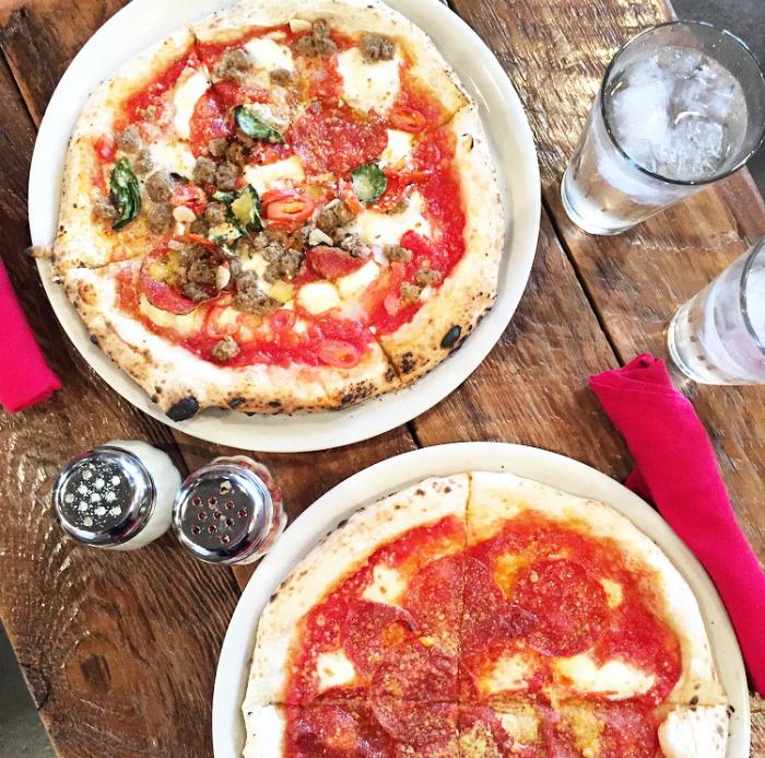 the best spot for pizza in Kansas City