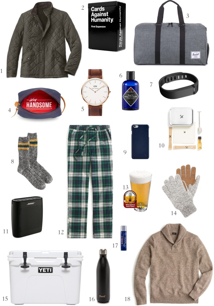 Gift Guide For Men 26 And Not Counting