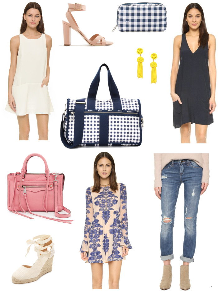 must-haves for spring and summer