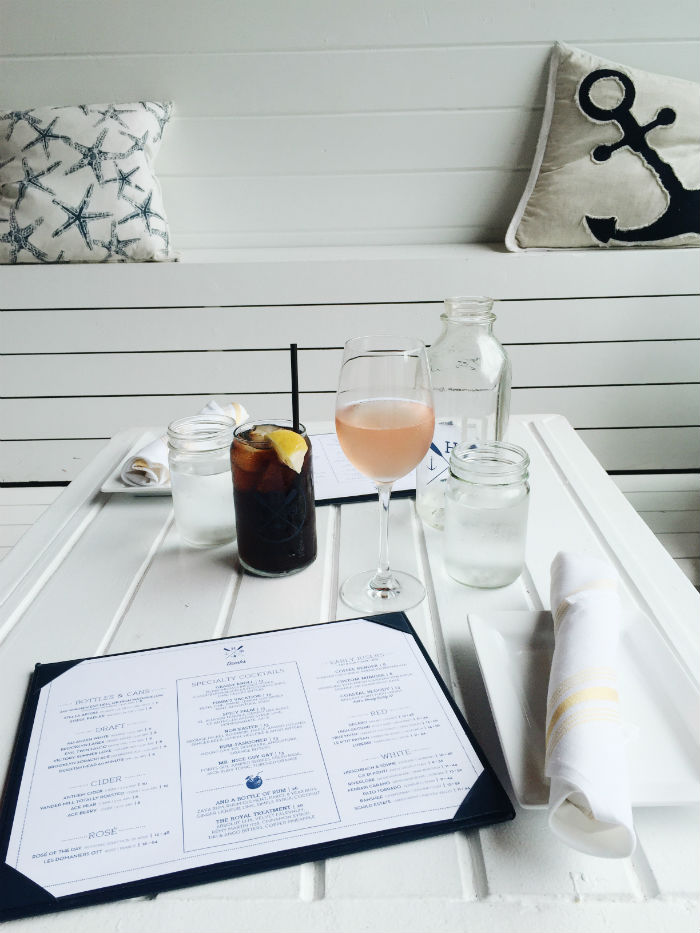 the best place for a glass of rosé in Chicago
