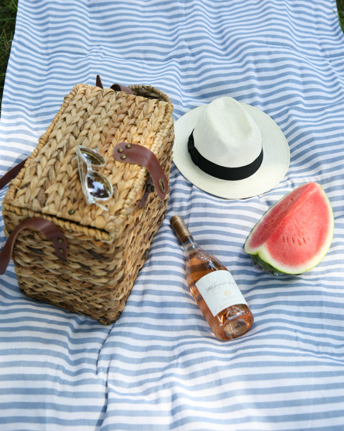 pack a picnic for the park