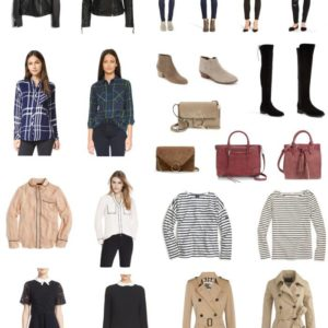 fall wardrobe staples at every price