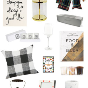 gift guide: for the hostess & her home