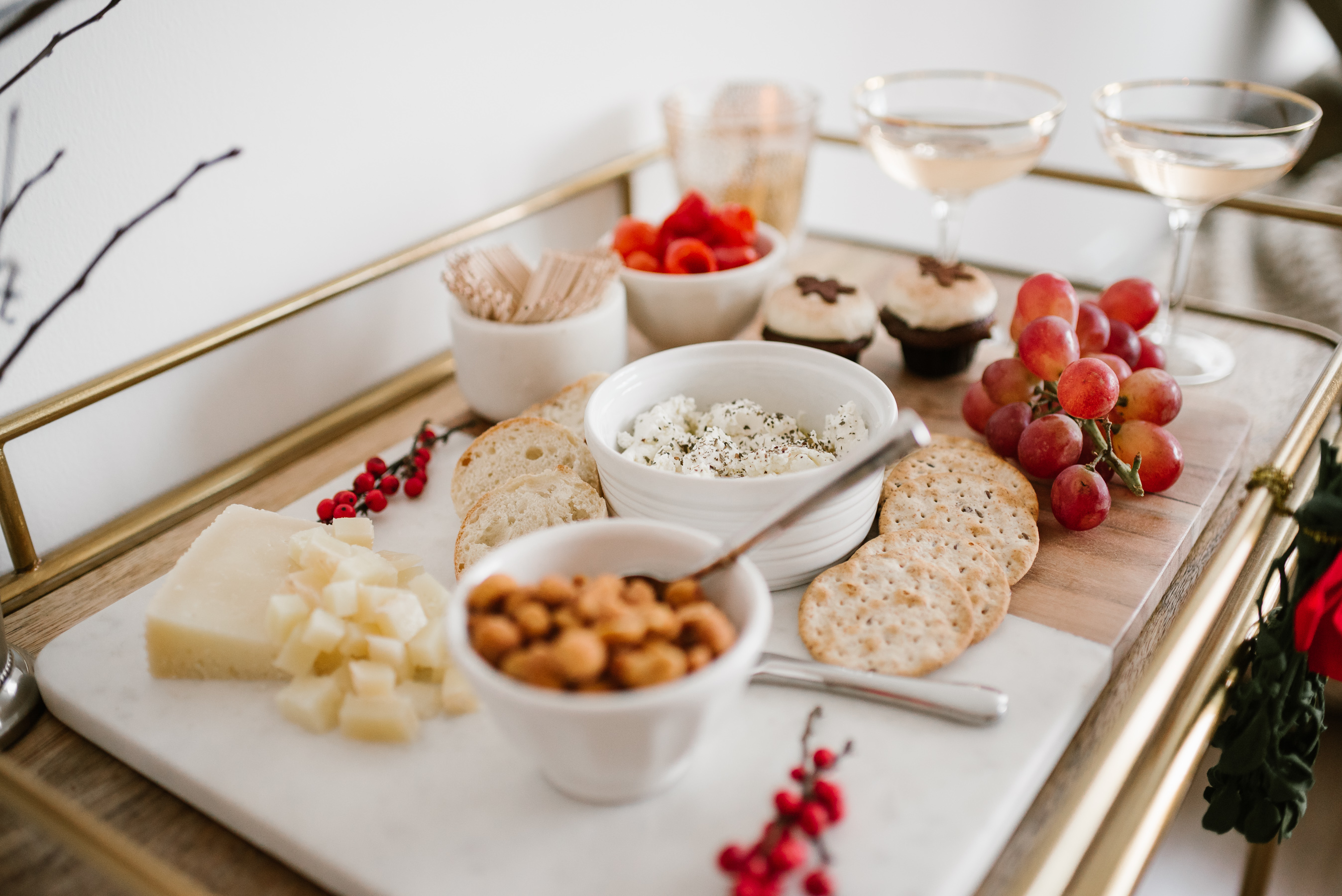 what to add to your cheese plate