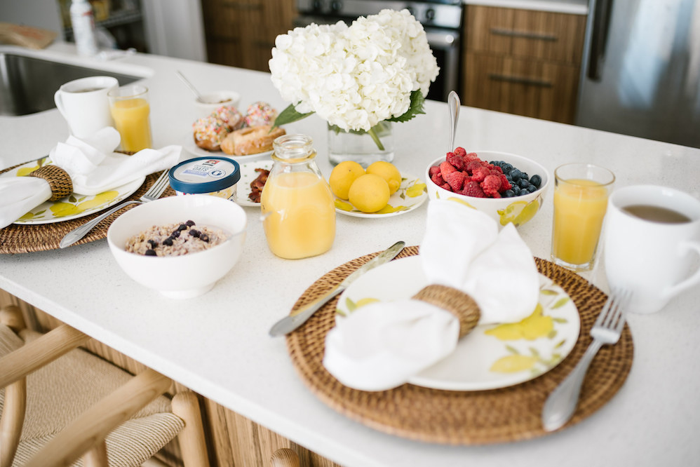 easy brunch for two