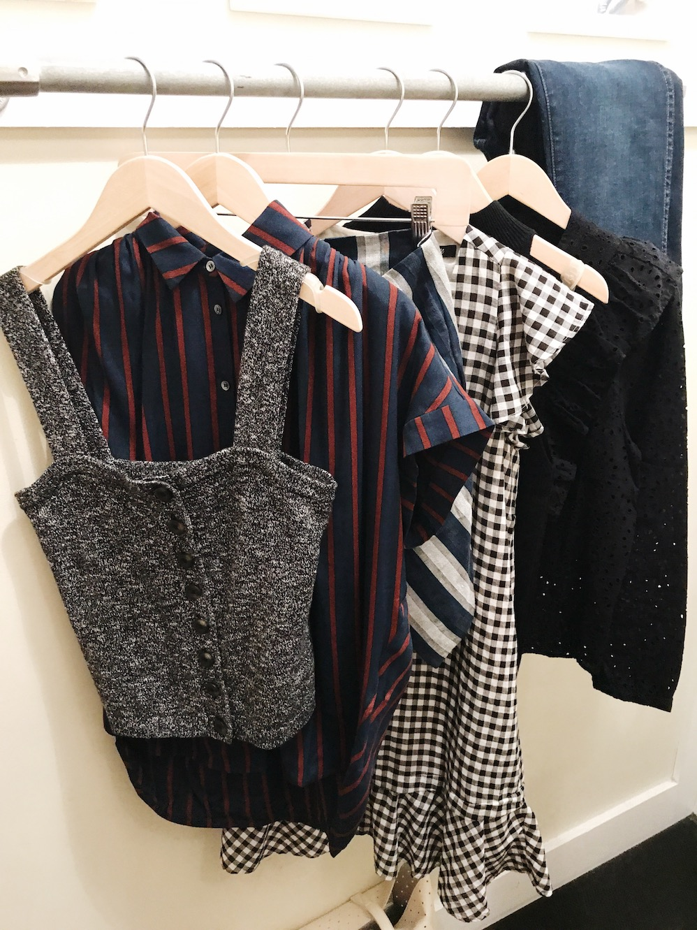 madewell fall favorites