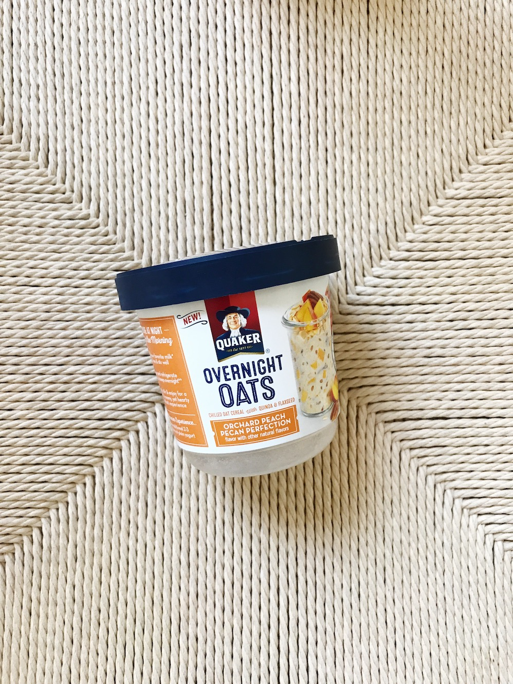 The three things I do each morning with @QuakerOats #Sponsored