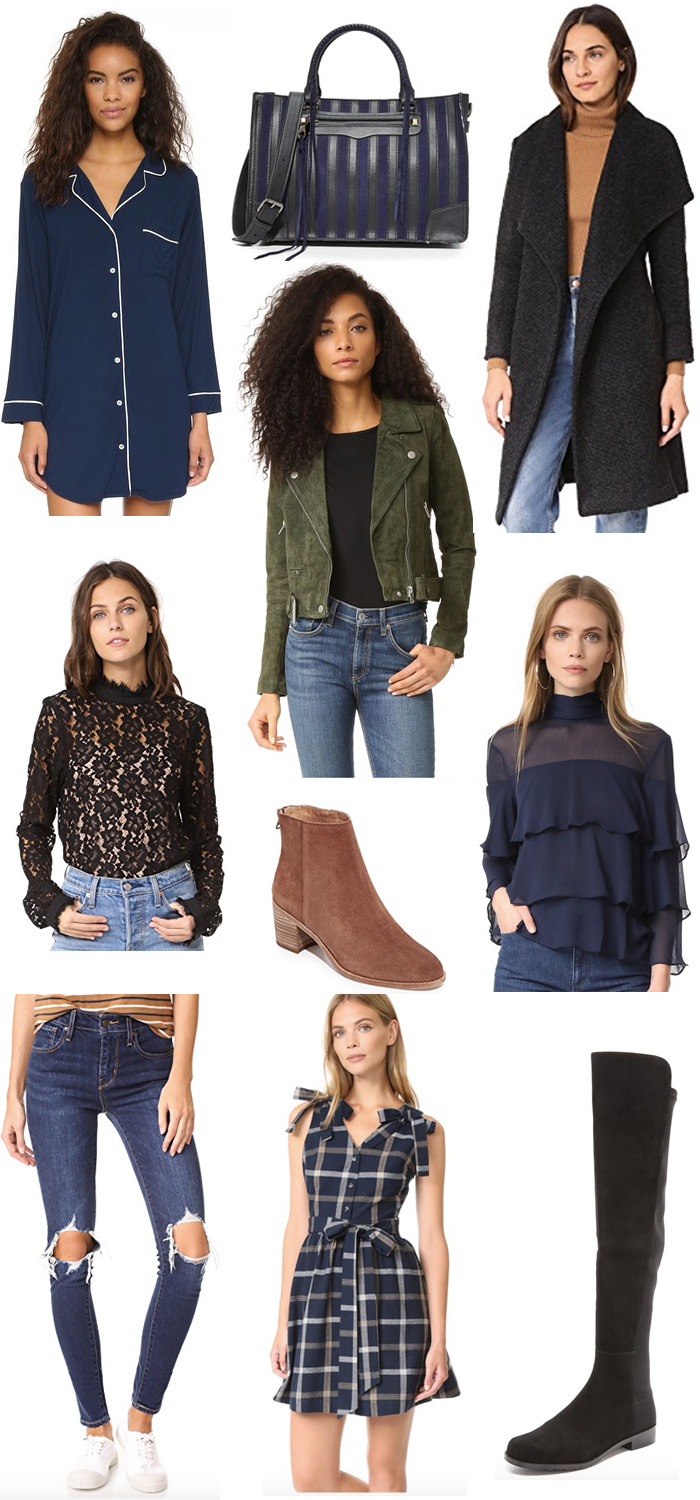 fall wardrobe staples